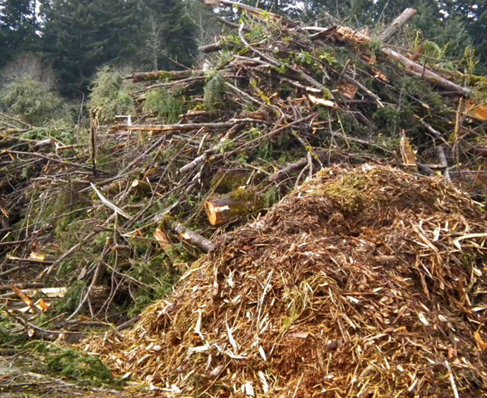 Applications - Green Waste Recycling and Processing