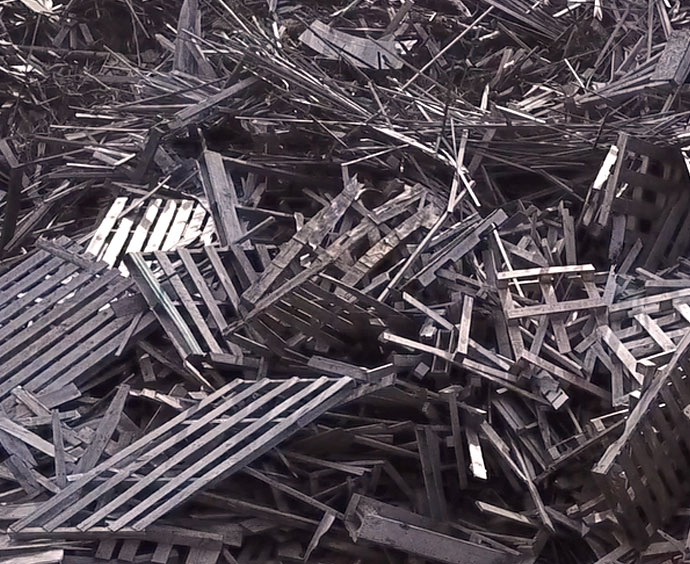 Applications - Commercial Mulch Production