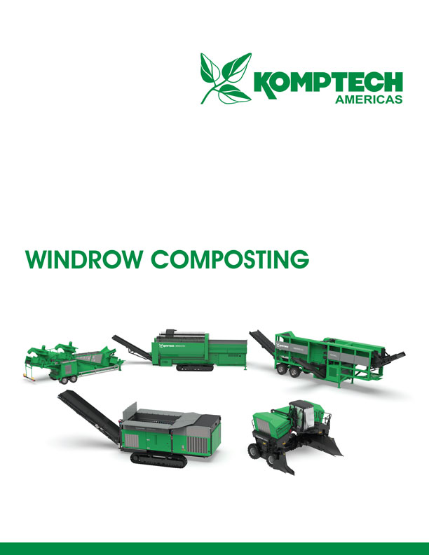 Komptech Application - Composting