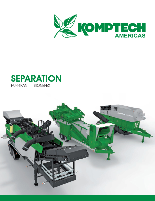 Komptech Separation Equipment