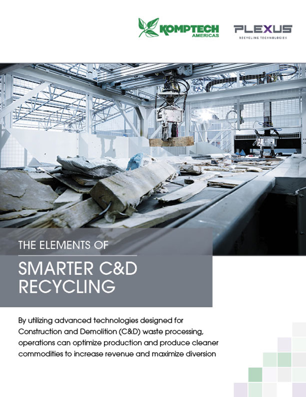 Brochure - The Elements of Smarter C&D Recycling