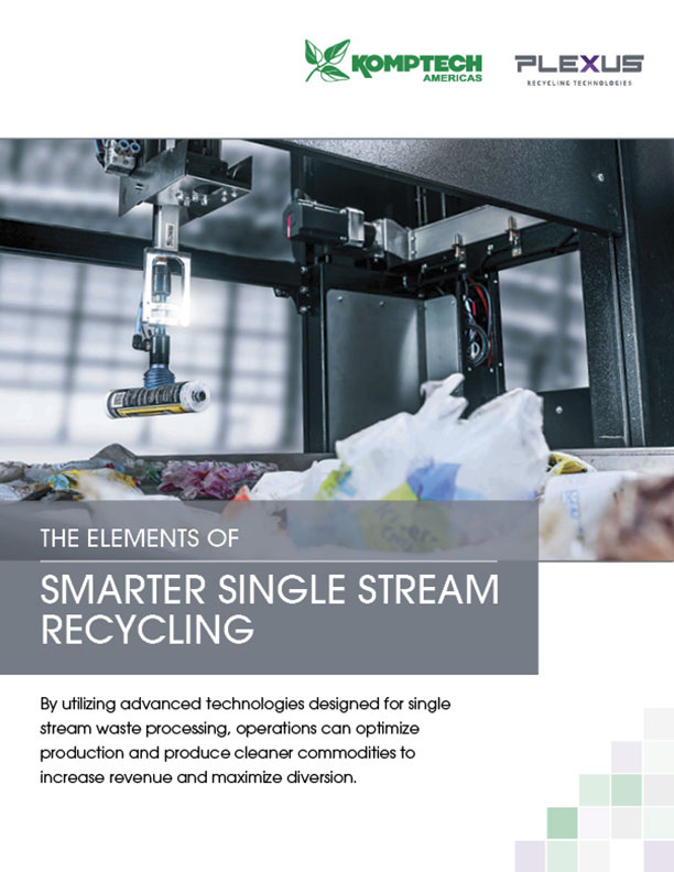 Brochure - The Elements of Smarter Single Stream Recycling