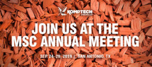 Join us at the 2019 Mulch and Soil Council Annual Meeting