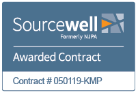 Sourcewell Awarded Contract - Contract # 050119-KMP