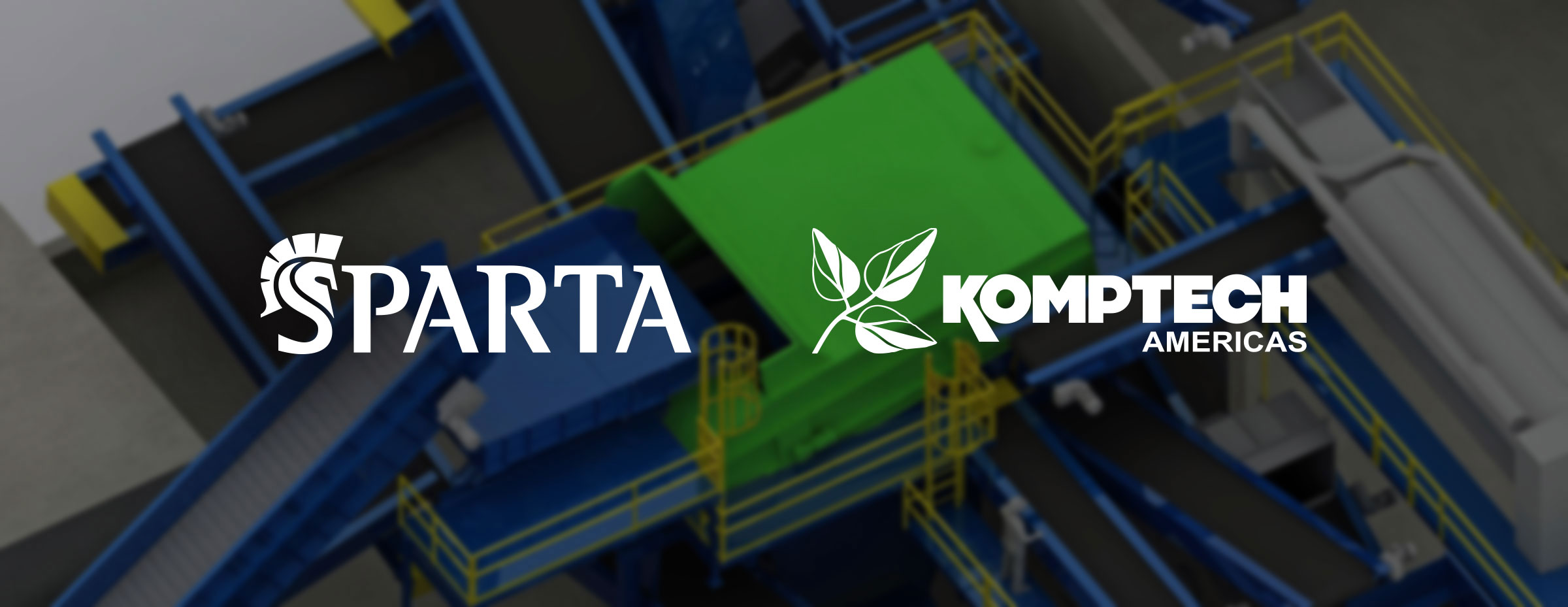 Komptech Americas and Sparta C&D System