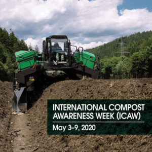 International Compost Awareness Week (ICAW), May 3–9, 2020