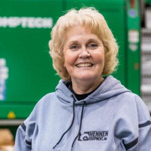 Billeye Rabbe, CEO of Prairieland Solid Waste Facility