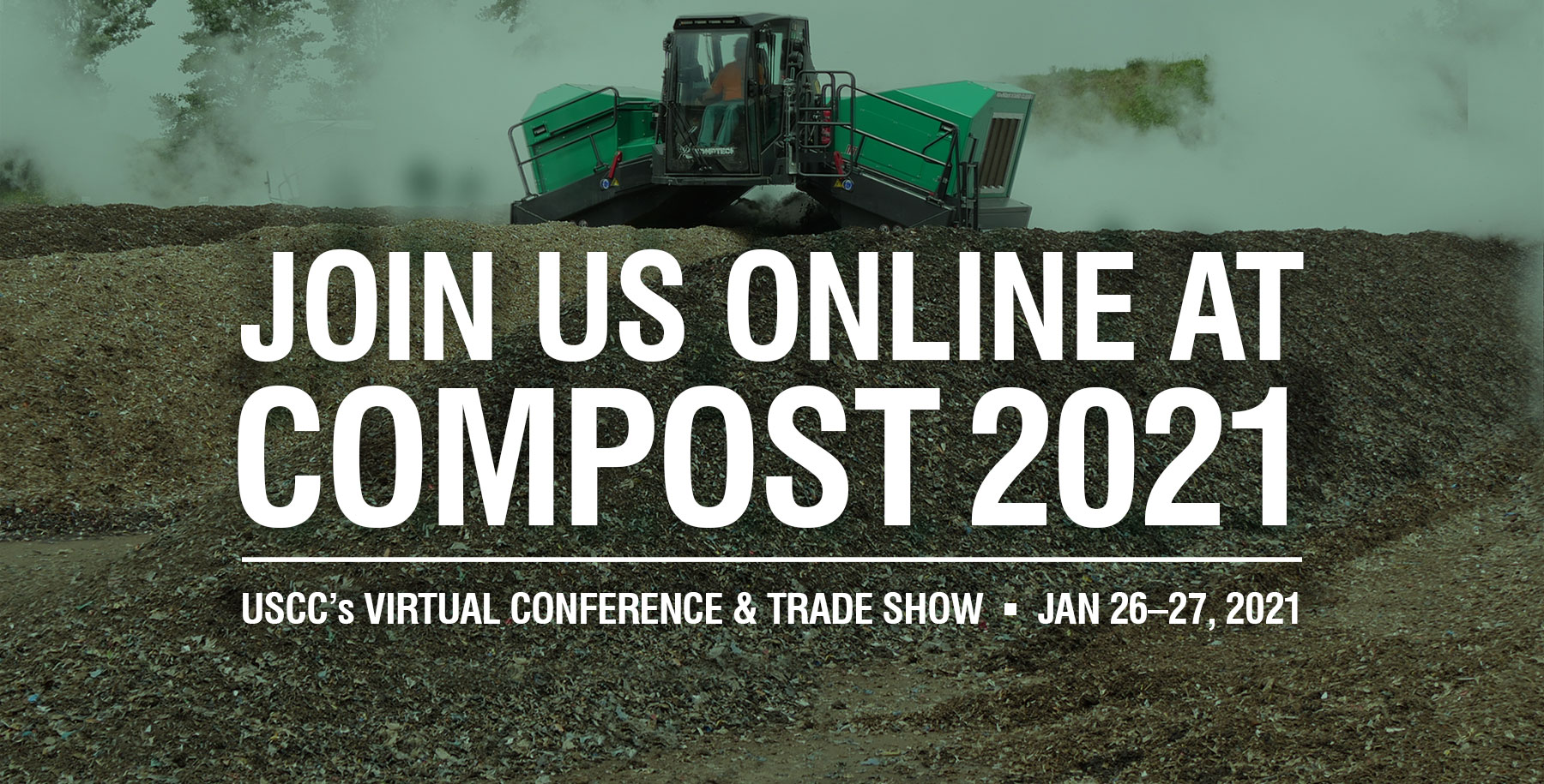 Join us online at COMPOST2021