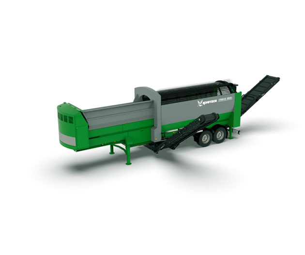Crambo shredder