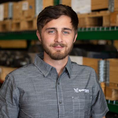 Kyle Preiss, Technical Support Coordinator