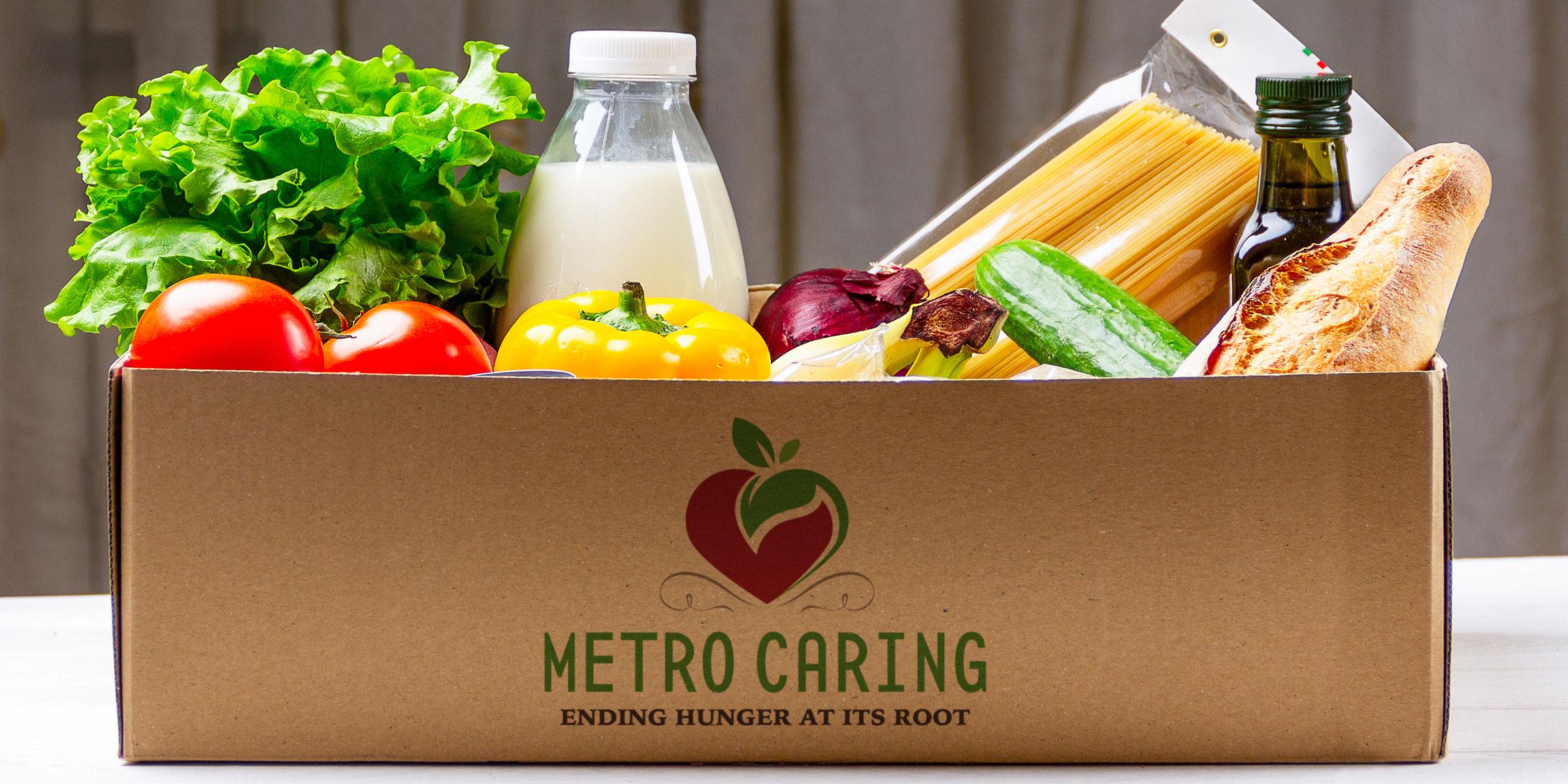 Metro Caring - Colorado's leading frontline hunger-relief organization