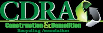 Construction & Demolition Reycling Association Logo